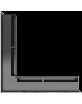 Kratka wentylacyjna LUFT narożny 56x56x90