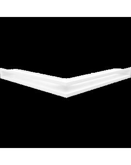 LUFT SF narożny biały 56x56x6