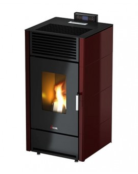 Piecyk na pelet Cristal Air 8,5 kW