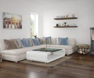 Kominek w salonie: gorący trend w dekoracji domu