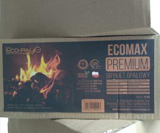 Czym palić w kominku- idealny brykiet EKOMAX